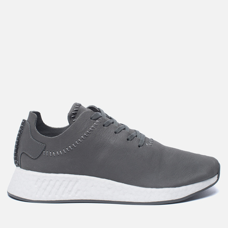 adidas Originals Кроссовки x Wings + Horns NMD R2 Ash/Ash/Off White