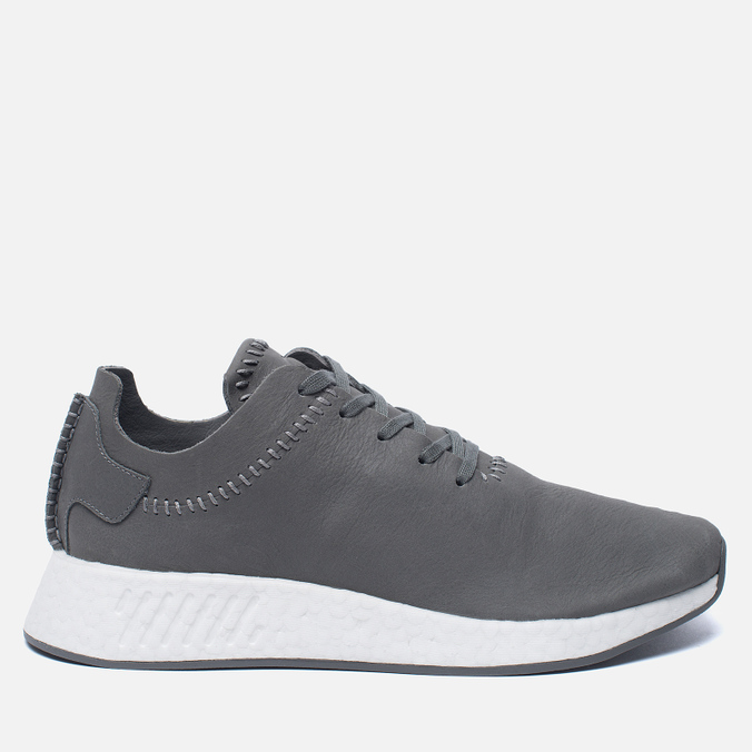 Кроссовки adidas Originals x Wings + Horns NMD R2 Ash/Ash/Off White