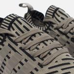 Кроссовки adidas Originals NMD R2 Primeknit Olive/Black фото- 3