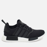 Кроссовки adidas Originals NMD Runner Black/White фото- 0