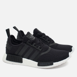 Кроссовки adidas Originals NMD Runner Black/White фото- 1