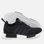 Кроссовки adidas Originals NMD Runner Black/White фото- 2