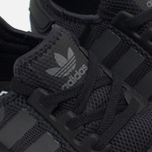 Кроссовки adidas Originals NMD Runner Black/White фото- 3