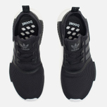 Кроссовки adidas Originals NMD Runner Black/White фото- 6