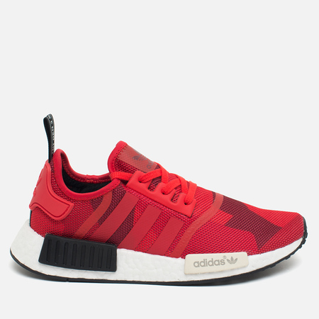 adidas Originals NMD Runner Sneakers Lush Red/Core Black