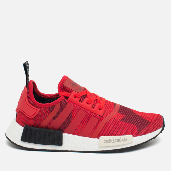 Кроссовки adidas Originals NMD Runner Lush Red/Core Black