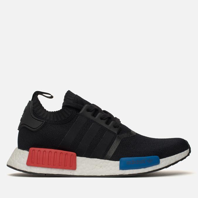 Кроссовки adidas Originals NMD Runner PK Black/Blue/Red