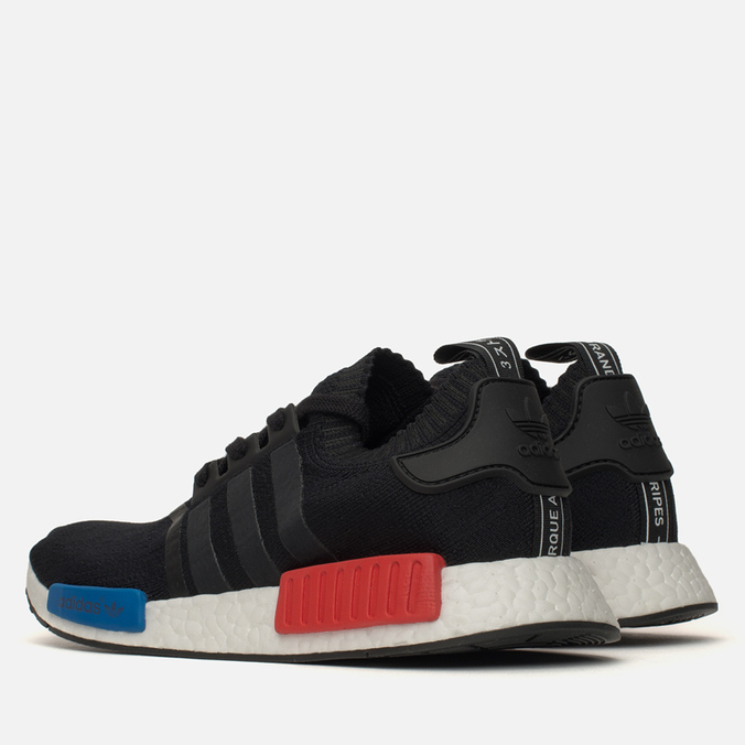 624edb87d Nmd runner w red   white Adidas