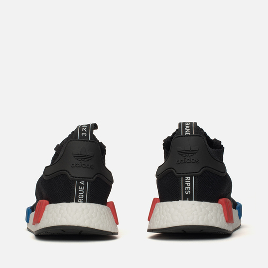 Кроссовки adidas Originals NMD Runner PK Black/Blue/Red