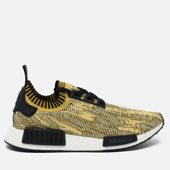 Кроссовки adidas Originals NMD Runner PK Gold Black/Yellow