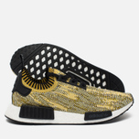 Кроссовки adidas Originals NMD Runner PK Gold Black/Yellow фото- 2