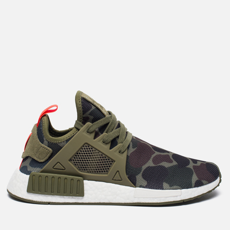Кроссовки adidas Originals NMD XR1 Duck Camo Olive Cargo/Core Black
