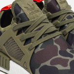 Кроссовки adidas Originals NMD XR1 Duck Camo Olive Cargo/Core Black фото- 5