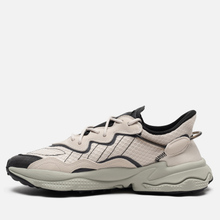 Кроссовки adidas Originals Ozweego Clear Brown/Clear Brown/Solar Red фото- 5