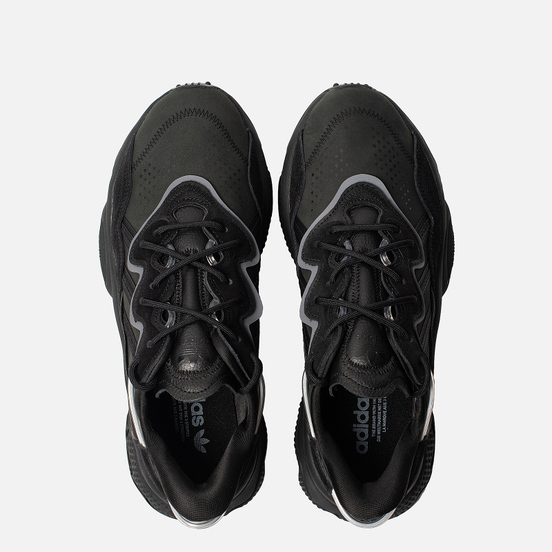 Кроссовки adidas Originals Ozweego Core Black/Core Black/Night Metallic