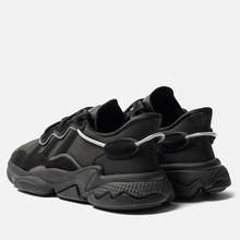 Кроссовки adidas Originals Ozweego Core Black/Core Black/Night Metallic фото- 2