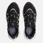 Кроссовки adidas Originals Ozweego Core Black/Solar Green/Onix фото - 1