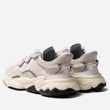 Кроссовки adidas Originals Ozweego Crystal White/White/Off White фото- 2