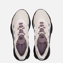 Кроссовки adidas Originals Ozweego Grey One/Ash Grey/Purple Tint фото- 1