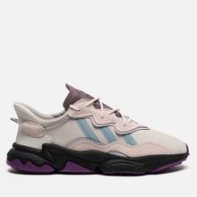 Кроссовки adidas Originals Ozweego Grey One/Ash Grey/Purple Tint фото- 3