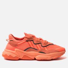 Кроссовки adidas Originals Ozweego Hi-Res Coral/Semi Coral/Solar Orange фото- 3