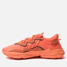 Кроссовки adidas Originals Ozweego Hi-Res Coral/Semi Coral/Solar Orange фото- 5