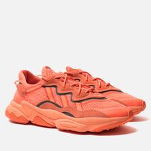 Кроссовки adidas Originals Ozweego Hi-Res Coral/Semi Coral/Solar Orange фото- 0