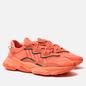 Кроссовки adidas Originals Ozweego Hi-Res Coral/Semi Coral/Solar Orange фото - 0