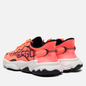 Кроссовки adidas Originals Ozweego Signal Coral/Signal Coral/Core Black фото - 2