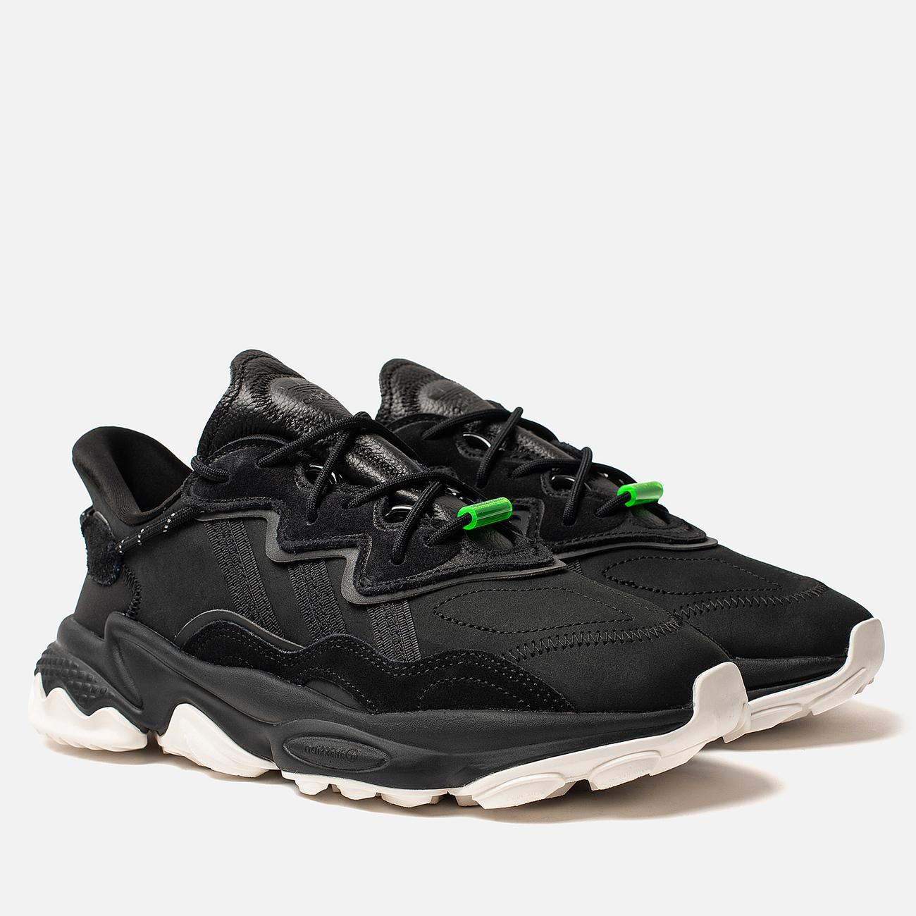 Кроссовки adidas Originals Ozweego TR Core Black/Core Black/Off White