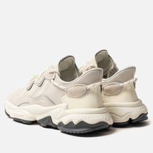 Кроссовки adidas Originals Ozweego TR Off White / Off White / Grey фото- 2