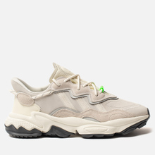 Кроссовки adidas Originals Ozweego TR Off White / Off White / Grey фото- 3