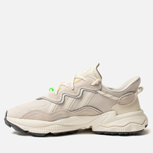 Кроссовки adidas Originals Ozweego TR Off White / Off White / Grey фото- 5