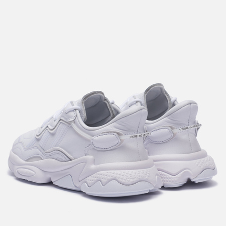 Кроссовки adidas Originals Ozweego White/White/Grey One