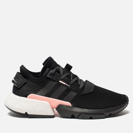 Кроссовки adidas Originals POD-S3.1 Core Black/Core Black/Clear Orange