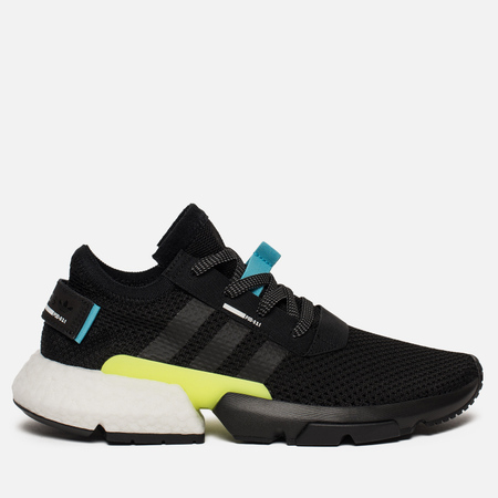 Кроссовки adidas Originals POD-S3.1 Core Black/Core Black/Grey Two