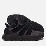 Кроссовки adidas Originals Prophere Core Black/Solar Red/Core Black фото- 1