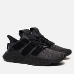 Кроссовки adidas Originals Prophere Core Black/Solar Red/Core Black фото- 2