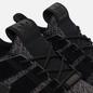 Кроссовки adidas Originals Prophere Core Black/Solar Red/Core Black фото - 3