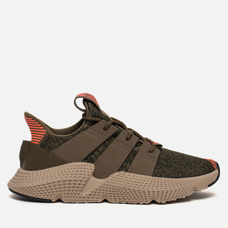 Кроссовки adidas Originals Prophere Trace Olive/Trace Olive/Solar Red