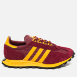 Кроссовки adidas Originals Racing 1 Burgundy/Gold/Black фото- 0
