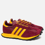 Кроссовки adidas Originals Racing 1 Burgundy/Gold/Black фото- 1
