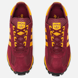 Кроссовки adidas Originals Racing 1 Burgundy/Gold/Black фото- 4