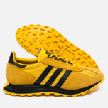 Кроссовки adidas Originals Racing 1 Gold/Black фото- 2