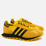 Кроссовки adidas Originals Racing 1 Gold/Black фото- 1