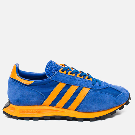 adidas Originals Racing 1 Power Sneakers Blue/Bright Orange/Core Black