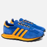 Кроссовки adidas Originals Racing 1 Power Blue/Bright Orange/Core Black фото- 1