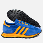 Кроссовки adidas Originals Racing 1 Power Blue/Bright Orange/Core Black фото- 2