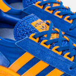 Кроссовки adidas Originals Racing 1 Power Blue/Bright Orange/Core Black фото- 3