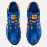 Кроссовки adidas Originals Racing 1 Power Blue/Bright Orange/Core Black фото- 4